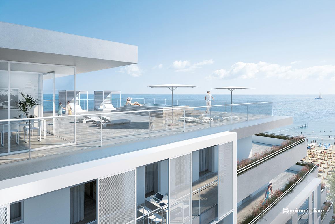 appartamenti residence lusso jesolo