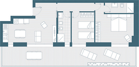appartamento_uno_pianta